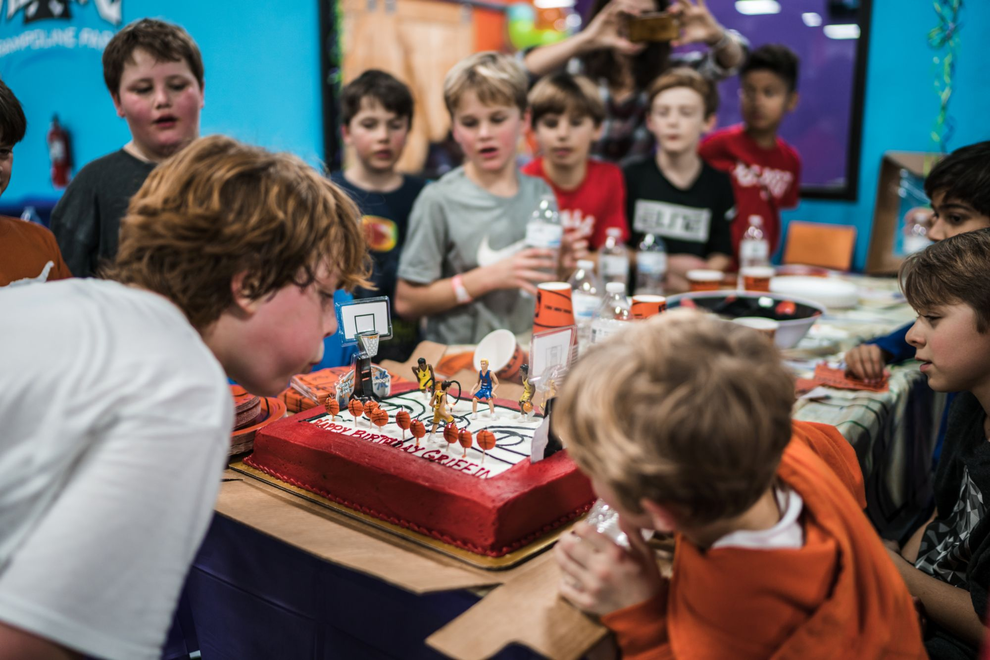 The Results Are In Everyone Loves Birthday Parties As Altitude Trampoline Park Arent Just For Kids We Celebrate Birthdays Of All Ages